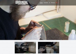 Broundal webshop reference