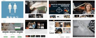 overblik over referencer af hjemmesider og webshops