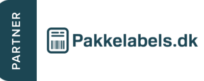 Pakkelabels partner logo