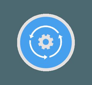 Optimering af proces ikon til hjemmeside pris