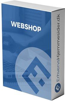 Webbureau med professionel webshop løsning pakke