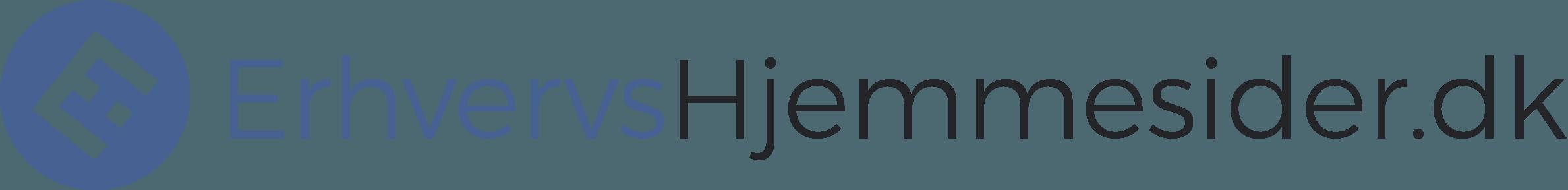 ErhvervsHjemmesider logo