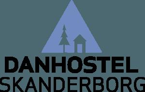 Webbureau Aalborg med Danhostel logo