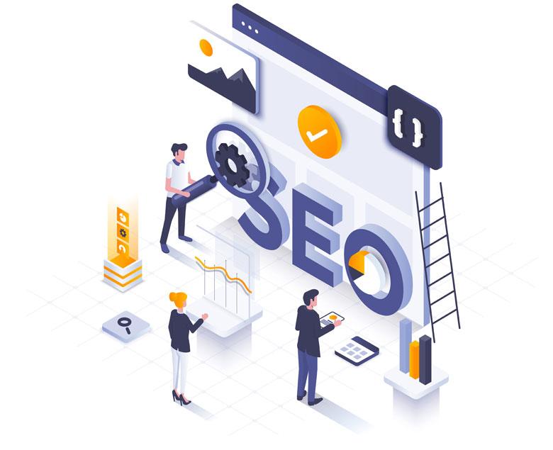 Online markedsføring SEO bureau